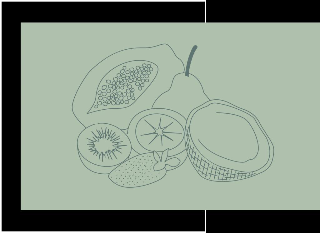 Confetti Cuor di Frutta